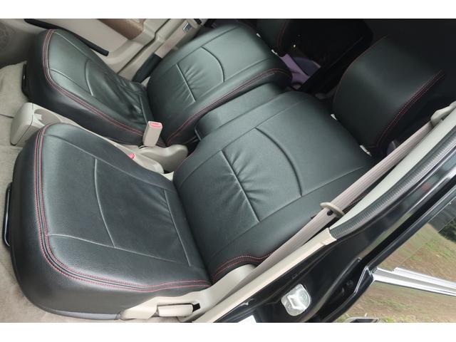 ジョインターボ 4WD 社外HDDナビ 地デジ ETC 社外14インチアルミホイール 新品MUDSTAR A/Tタイヤ クラッツィオシートカバー 両側スライドドア キーレス ヘッドライトレベライザー 純正ゴムマット(35枚目)