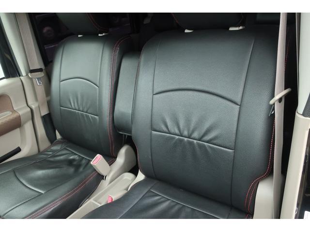 ジョインターボ 4WD 社外HDDナビ 地デジ ETC 社外14インチアルミホイール 新品MUDSTAR A/Tタイヤ クラッツィオシートカバー 両側スライドドア キーレス ヘッドライトレベライザー 純正ゴムマット(37枚目)