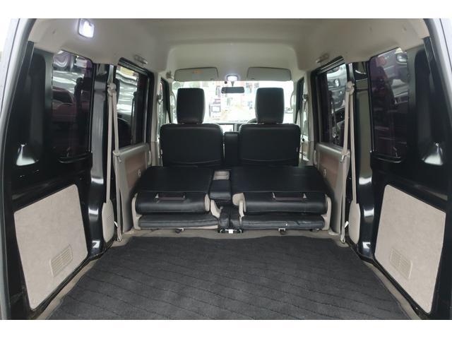 ジョインターボ 4WD 社外HDDナビ 地デジ ETC 社外14インチアルミホイール 新品MUDSTAR A/Tタイヤ クラッツィオシートカバー 両側スライドドア キーレス ヘッドライトレベライザー 純正ゴムマット(49枚目)