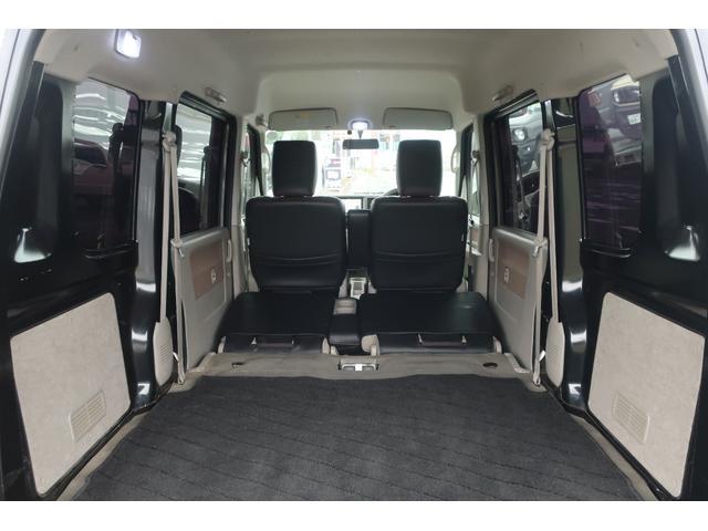 ジョインターボ 4WD 社外HDDナビ 地デジ ETC 社外14インチアルミホイール 新品MUDSTAR A/Tタイヤ クラッツィオシートカバー 両側スライドドア キーレス ヘッドライトレベライザー 純正ゴムマット(50枚目)