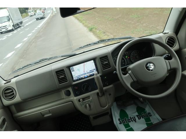 ジョインターボ 4WD 社外HDDナビ 地デジ ETC 社外14インチアルミホイール 新品MUDSTAR A/Tタイヤ クラッツィオシートカバー 両側スライドドア キーレス ヘッドライトレベライザー 純正ゴムマット(58枚目)