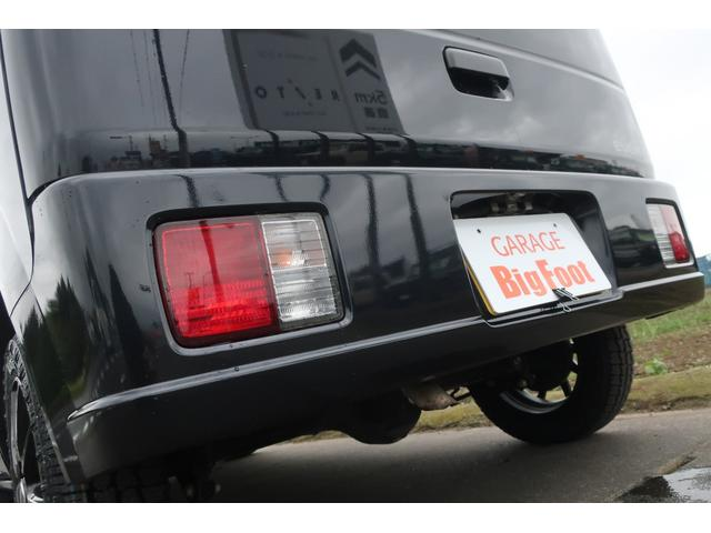 ジョインターボ 4WD 社外HDDナビ 地デジ ETC 社外14インチアルミホイール 新品MUDSTAR A/Tタイヤ クラッツィオシートカバー 両側スライドドア キーレス ヘッドライトレベライザー 純正ゴムマット(67枚目)