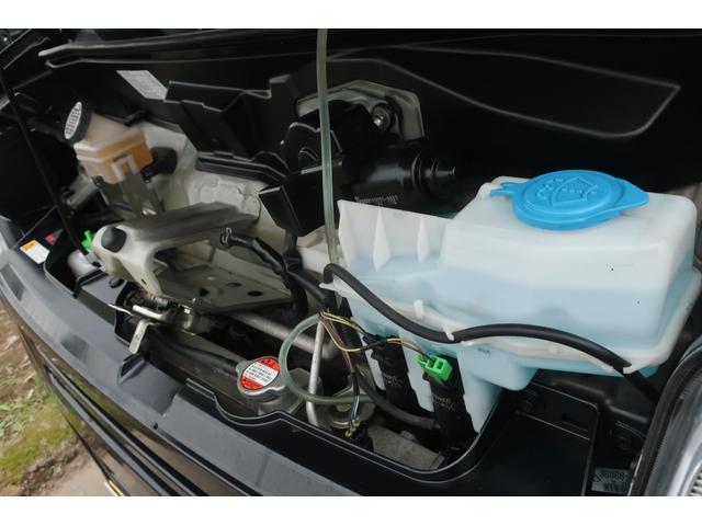 ジョインターボ 4WD 社外HDDナビ 地デジ ETC 社外14インチアルミホイール 新品MUDSTAR A/Tタイヤ クラッツィオシートカバー 両側スライドドア キーレス ヘッドライトレベライザー 純正ゴムマット(78枚目)