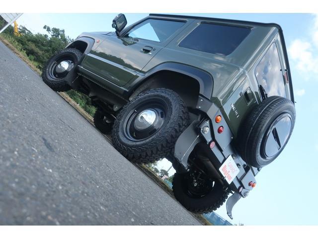 XC 4WD DAMD littleDエアロKIT リフトアップ 新品16インチ 新品ジオランダー レーンアシスト ダウンヒルアシスト LEDライト シートヒーター クルーズコントロール届出済未使用車(6枚目)