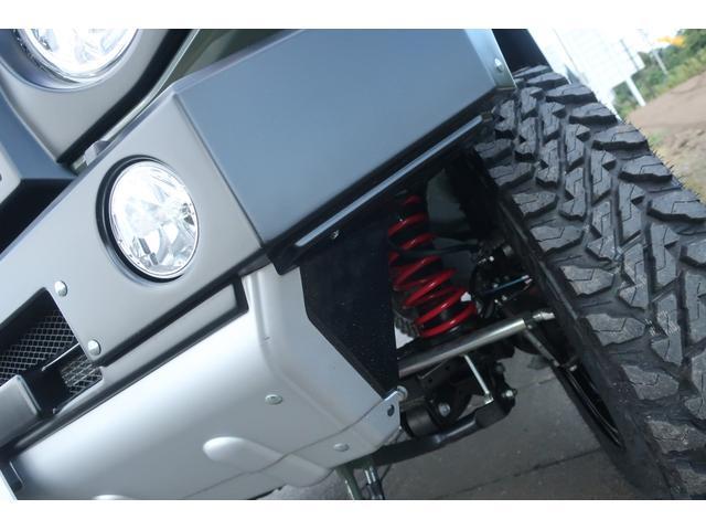 XC 4WD DAMD littleDエアロKIT リフトアップ 新品16インチ 新品ジオランダー レーンアシスト ダウンヒルアシスト LEDライト シートヒーター クルーズコントロール届出済未使用車(53枚目)