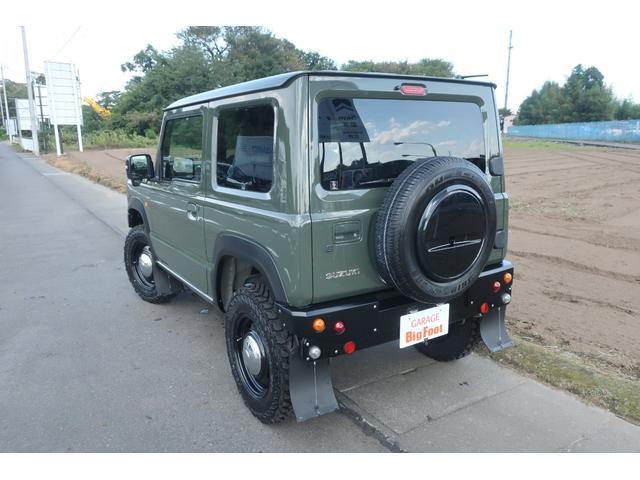 XC 4WD DAMD littleDエアロKIT リフトアップ 新品16インチ 新品ジオランダー レーンアシスト ダウンヒルアシスト LEDライト シートヒーター クルーズコントロール届出済未使用車(59枚目)