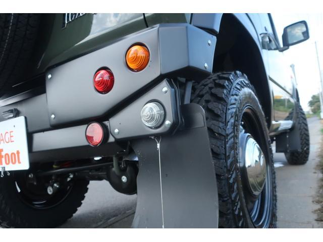 XC 4WD DAMD littleDエアロKIT リフトアップ 新品16インチ 新品ジオランダー レーンアシスト ダウンヒルアシスト LEDライト シートヒーター クルーズコントロール届出済未使用車(63枚目)