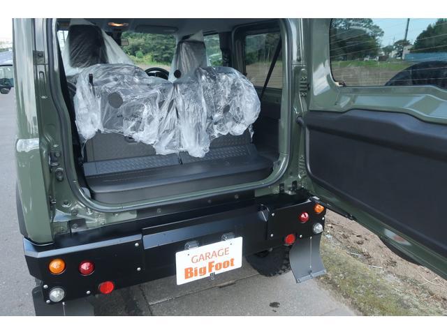XC 4WD DAMD littleDエアロKIT リフトアップ 新品16インチ 新品ジオランダー レーンアシスト ダウンヒルアシスト LEDライト シートヒーター クルーズコントロール届出済未使用車(70枚目)