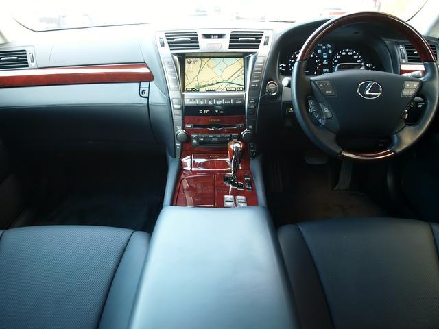レクサス LS LS600hL後席セパレートシートPKG マクレビ プリクラ