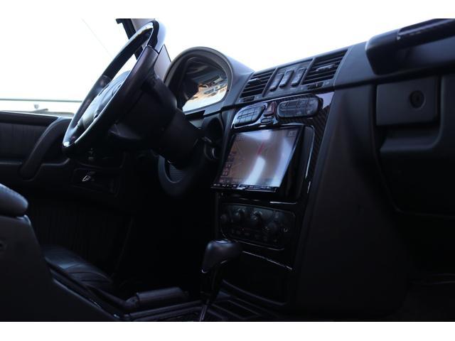 メルセデス・ベンツ M・ベンツ G55 AMGロング 63仕様フェイス&20インチAW