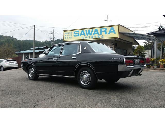 「トヨタ」「クラウン」「セダン」「栃木県」の中古車4