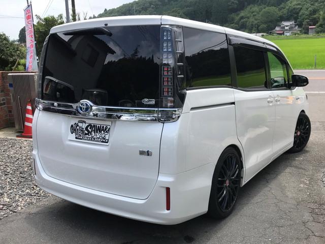 「トヨタ」「ヴォクシー」「ミニバン・ワンボックス」「栃木県」の中古車3