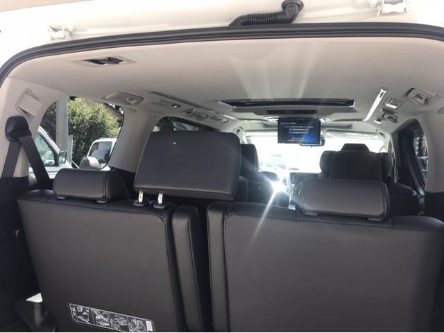 SR-C本革大型ナビ 後席モニター 3眼LED Wサンルーフ(7枚目)