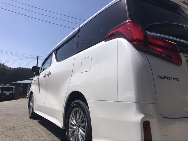 「トヨタ」「アルファードハイブリッド」「ミニバン・ワンボックス」「栃木県」の中古車19