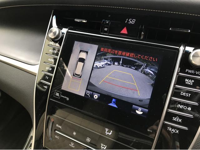 「トヨタ」「ハリアーハイブリッド」「SUV・クロカン」「栃木県」の中古車9
