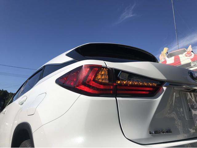 「レクサス」「RX」「SUV・クロカン」「栃木県」の中古車8