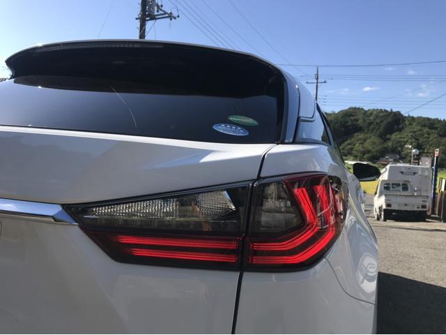 「レクサス」「RX」「SUV・クロカン」「栃木県」の中古車42