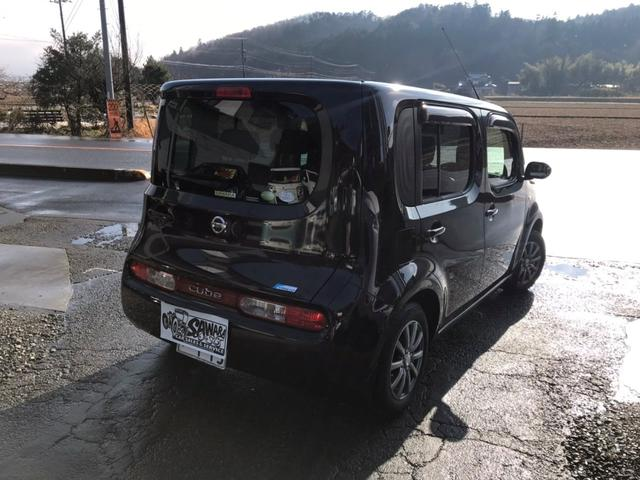 「日産」「キューブ」「ミニバン・ワンボックス」「栃木県」の中古車2