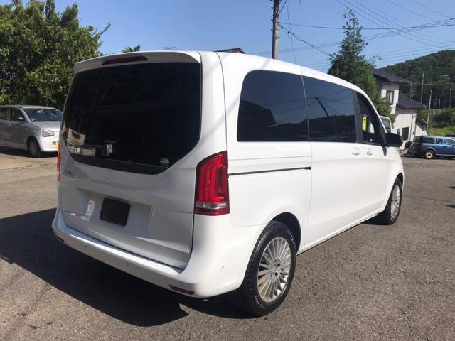 「メルセデスベンツ」「Vクラス」「ミニバン・ワンボックス」「栃木県」の中古車8
