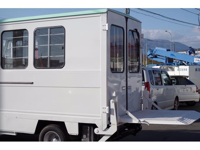トヨタ クイックデリバリー 4WD エアコン パワステ