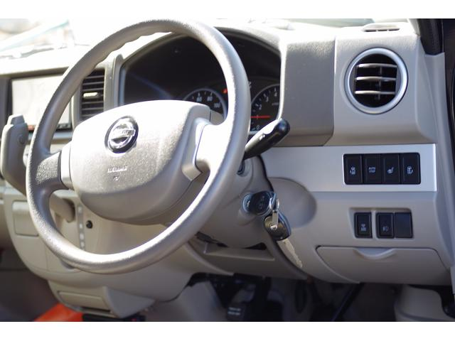 日産 NV100クリッパーリオ G ターボ4WD HIDヘッドライト