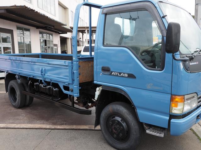 ロング 高床 4WD 3トン積み(5枚目)