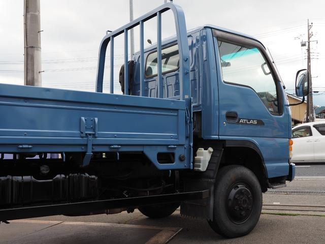 ロング 高床 4WD 3トン積み(6枚目)