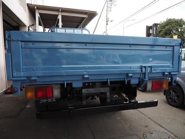 ロング 高床 4WD 3トン積み(15枚目)
