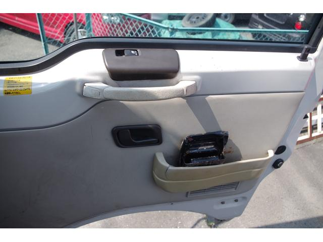 ロングCX 4WD ワンオーナー 29人乗り 運転席P/W(19枚目)