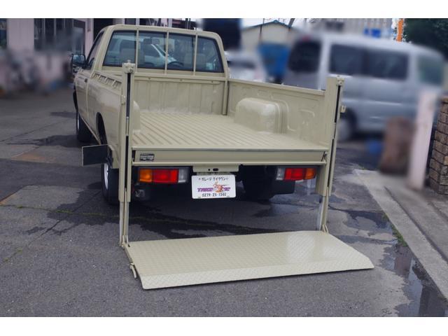 ロングDX 新明和製垂直ゲート付き 積載1t(9枚目)