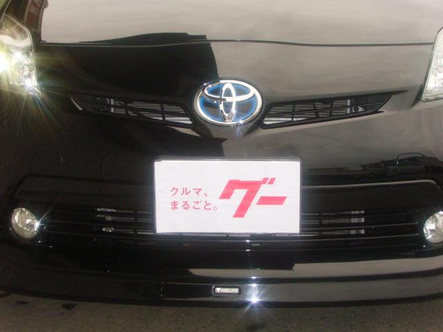 トヨタ プリウス Gツーリングセレクション SDナビ