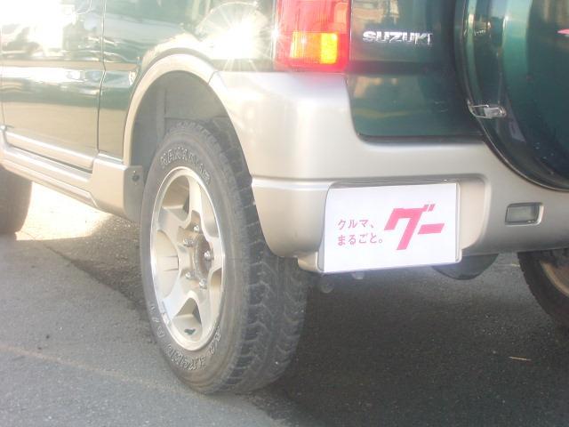 ランドベンチャー 4WD 5速マニュアル(18枚目)