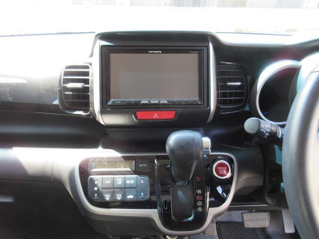 ホンダ N BOXカスタム G・ターボパッケージ HDDナビ 両側電動スライドドア