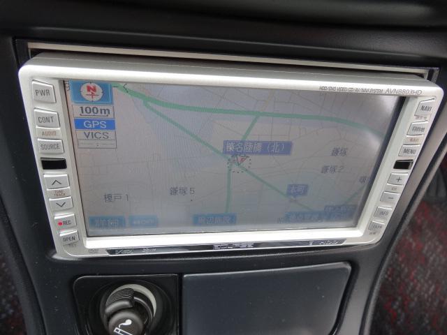 三菱 FTO GPX MIVEC HDDナビ