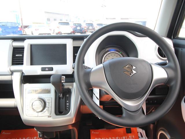 スズキ ハスラー Gターボ 届出済み未使用車 デュアルブレーキサポート