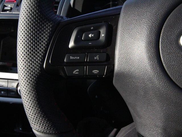 スバル WRX STI STI タイプS レカロ製シート8インチナビBカメETC