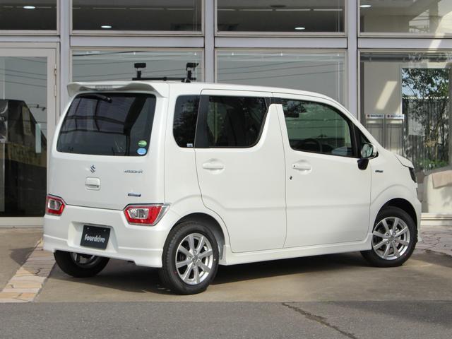 スズキ ワゴンR ハイブリッドFZ セイフティーPKG装備車 届出済み未使用車