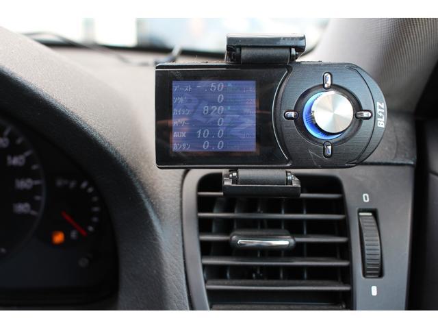 2.0GT アーバンセレクション フジツボマフラー SSRホイール BLTZR-FIT HKSCAMP2 社外ドライバーシート 新品タイヤ交換済み(21枚目)