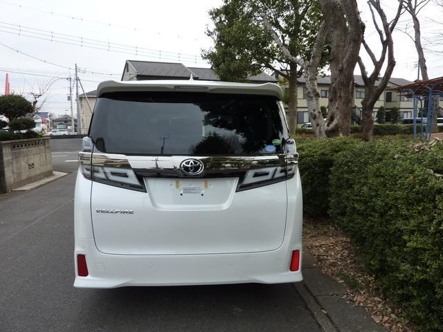トヨタ ヴェルファイア 2.5Z新型 左右電動スライド 8人 2眼LEDライト