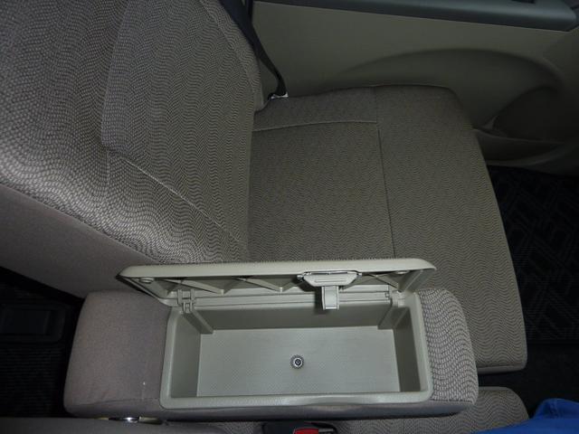 運転席側センターコンソール。