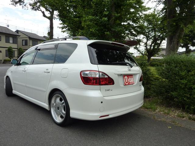 240u 買取車 ローダウン 18インチアルミ ナビ(5枚目)