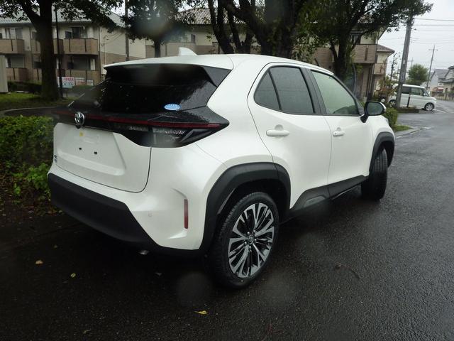 「トヨタ」「ヤリスクロス」「SUV・クロカン」「茨城県」の中古車3