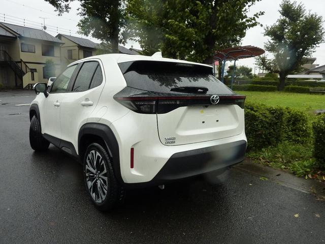 「トヨタ」「ヤリスクロス」「SUV・クロカン」「茨城県」の中古車5