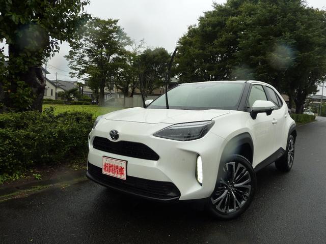 「トヨタ」「ヤリスクロス」「SUV・クロカン」「茨城県」の中古車7