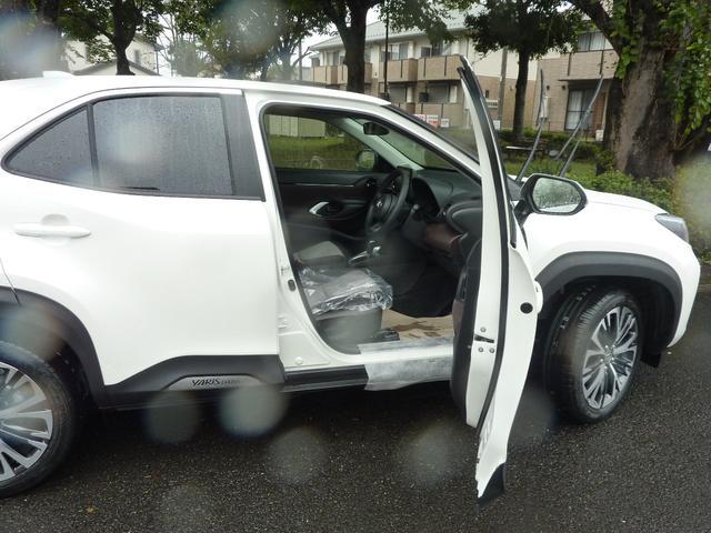 「トヨタ」「ヤリスクロス」「SUV・クロカン」「茨城県」の中古車9
