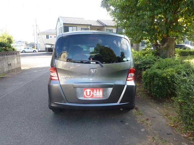 G ジャストセレクション ワンオーナー 買取車 左側電動スライドドア HIDヘットライト キーレスエントリー ABS ブレーキアシスト CVT 7人乗り ウォークスルー プライバシーガラス イージークローザー(4枚目)