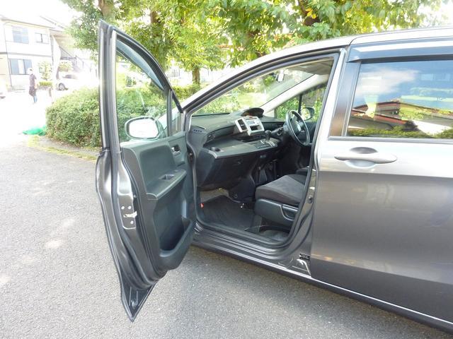 G ジャストセレクション ワンオーナー 買取車 左側電動スライドドア HIDヘットライト キーレスエントリー ABS ブレーキアシスト CVT 7人乗り ウォークスルー プライバシーガラス イージークローザー(16枚目)