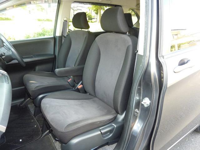 G ジャストセレクション ワンオーナー 買取車 左側電動スライドドア HIDヘットライト キーレスエントリー ABS ブレーキアシスト CVT 7人乗り ウォークスルー プライバシーガラス イージークローザー(17枚目)