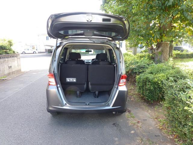 G ジャストセレクション ワンオーナー 買取車 左側電動スライドドア HIDヘットライト キーレスエントリー ABS ブレーキアシスト CVT 7人乗り ウォークスルー プライバシーガラス イージークローザー(24枚目)
