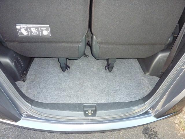 G ジャストセレクション ワンオーナー 買取車 左側電動スライドドア HIDヘットライト キーレスエントリー ABS ブレーキアシスト CVT 7人乗り ウォークスルー プライバシーガラス イージークローザー(25枚目)
